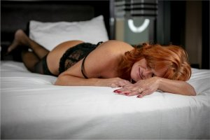 Oznur thai massage in Detroit, live escort