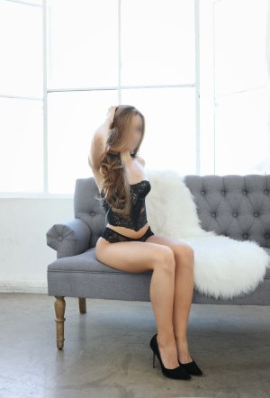 Shanaelle happy ending massage in Morgan City & call girls